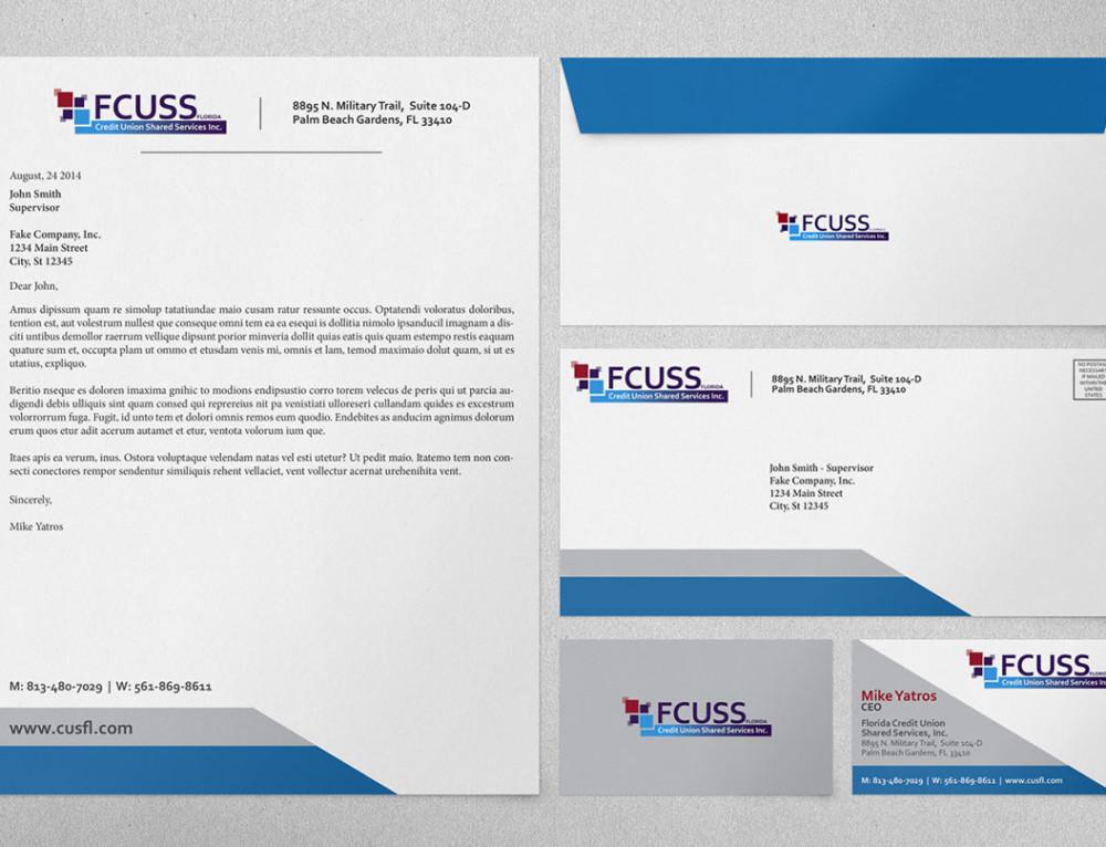 FCUSS Logo Design & Corporate Identity Package
