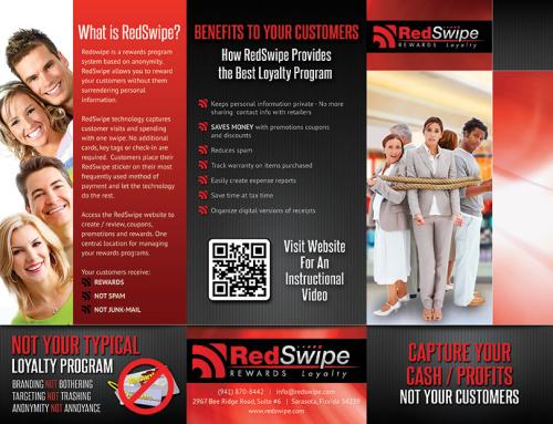 RedSwipe Marketing Material