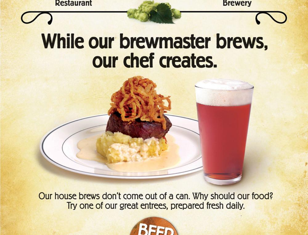 Tampa Bay Brewing Company Print Ad