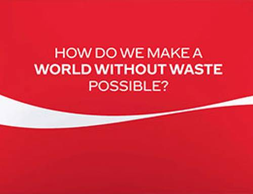 Coca Cola – World Without Waste